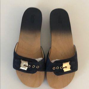 Dr Scholl's sandal